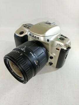 SIGMA製 ニコンFマウント 28-80mm + オマケ Nikon F50