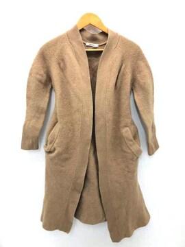 CINOH(チノ)ウールガウンコートコート