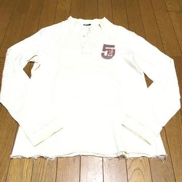 レア D&G ドルチェ&ガッバーナ ヘンリーTシャツ 長袖 48