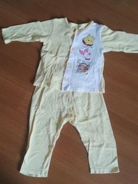 中古♪プーさん☆パジャマ(サイズ90�p)