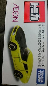 トミカxイオン 限定品トヨタ 2000GT スビードトライヤル仕様 未開封新品