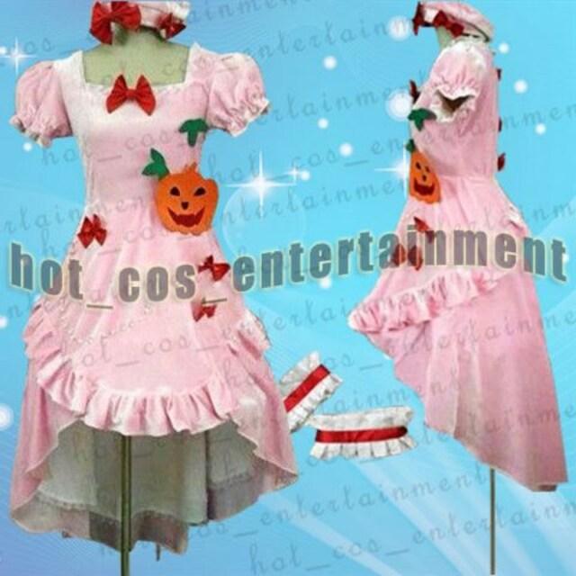 うみねこのなく頃に☆絶対の魔女 ラムダデルタ☆コスプレ衣装  < 女性ファッションの