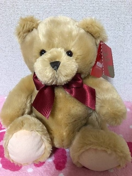 セイコーマート 限定非売品 Keel Toys テディベア