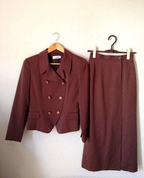 GRAN JOUE アトリエジョイ◆ ロングスカート ジャケット スーツ
