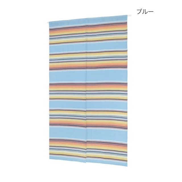 暖簾 サラッペ インテリア雑貨 アジアン エスニック ラテン系デザイン < インテリア/ライフの