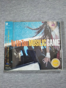 VoVoTau MUSILICGAME CD レンタル落ち