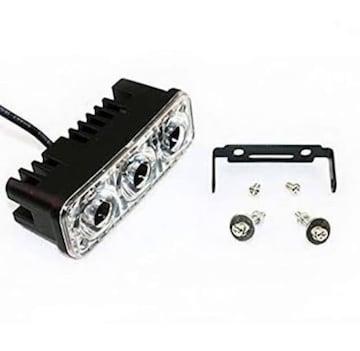 12Vオートバイ用 防水ヘッドライトバイク用LED ヘッドライト汎用