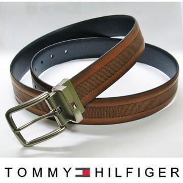送料無料TOMMY HILFIGER トミーヒルフィガー メンズ ベルト