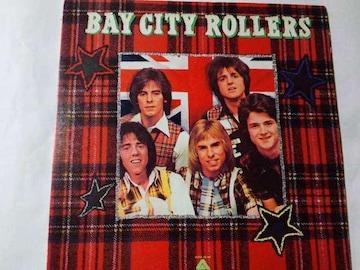 追悼レスリー、、ベイシティローラーズ「ベストアルバム」サタデーナイト収録アナログ LPレコード