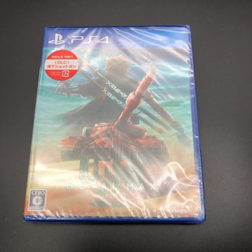 即決 PS4ソフト METAL MAX Xeno