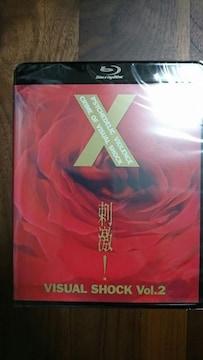未開封 X 刺激! VISUAL SHOCK Vol.2 YOSHIKI hide ToshI