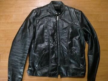 ヴィンテージ 70年代 BROOKS ライダースジャケット L