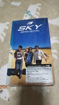 新品ビデオSKY Coming Century送料込み