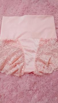 ☆.。.*pink 光沢 つるテロ ショーツガ〜ドル M*.。.☆