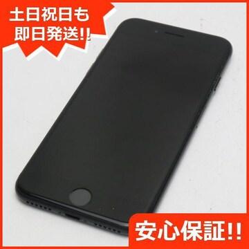 ●安心保証●美品●SOFTBANK iPhone7 128GB ブラック●