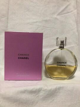 CHANEL シャネル CHANCE チャンス EDT 香水 150ml 特大