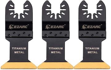 カットソーブレード マルチツール 替刃 3点セット (44mm)