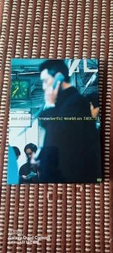 Mr.Children「wonederful world on DEC 21」DVD