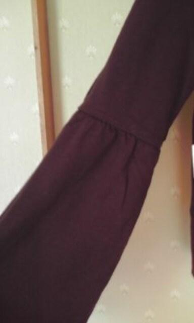 新品タグ付☆リバーシブルボレロMサイズ < 女性ファッションの