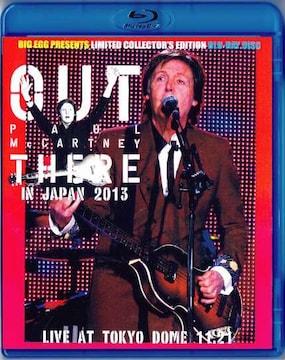 ポールマッカートニー OUT THERE 2013 東京最終公演 (Blu-Ray)