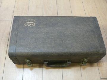 AiBoSi カーブドソプラノサックス用ハードケース