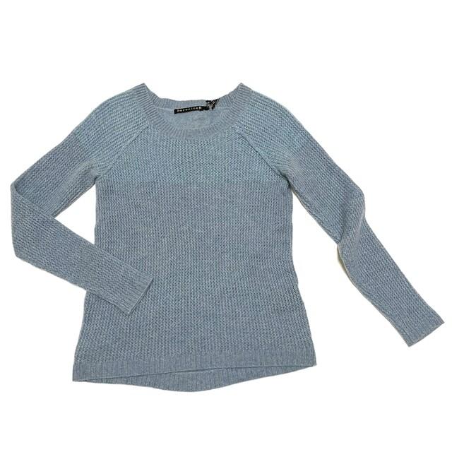 新品ベルニーチェBerniceカシミア100%セーター ペールブ  < 女性ファッションの