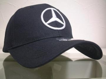 ★激安★Mercedes‐Benz★綺麗★キャップ★粋な★ブラック★新品