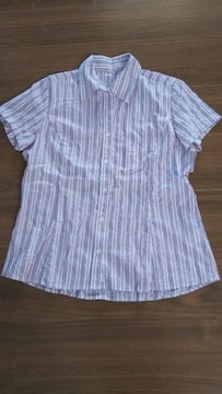 VILLEストライプシャツ��1234