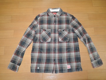 NEIGHBORHOOD ネイバーフッド LUMBERS チェックシャツ M ネル