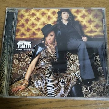 Letter To The Future faith CD 邦楽