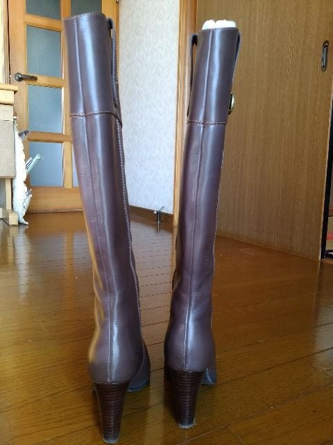 Brigit  Birkin☆ジョッキーブーツ☆茶色 < 女性ファッションの