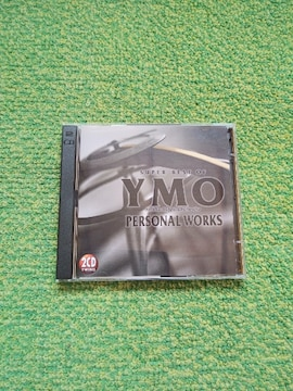 ☆YMO☆SUPER BEST OF YMO PERSONAL WORKS★2CD♪