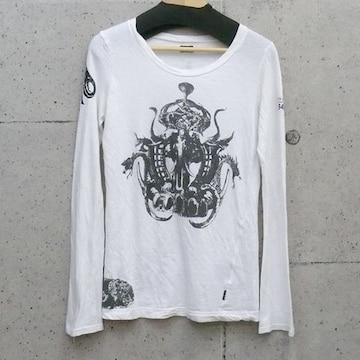LGBルグランブルー ロイフラ別注カットソー ロンTシャツ