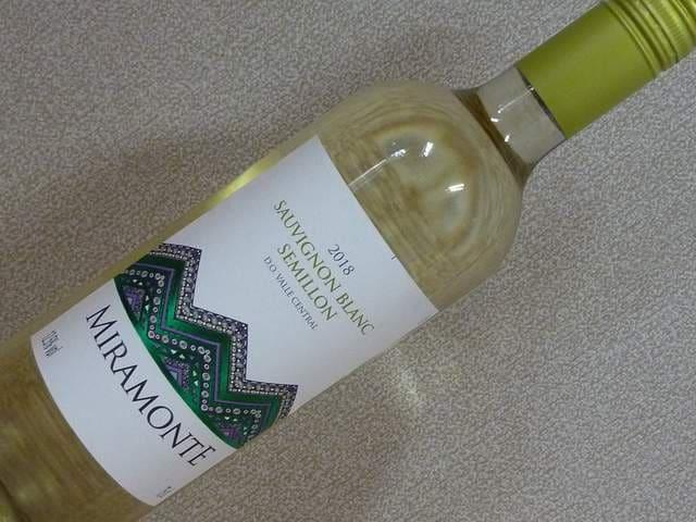 チリワイン  ミラモンテ 白 750ml  < グルメ/ドリンクの