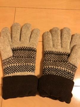 ニット手袋