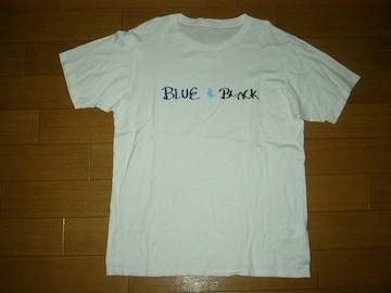 uniform experiment BLUE&BKACK ロゴ Tシャツ 2 白 SOPHNET.
