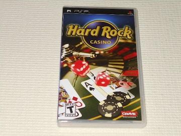 PSP★Hard Rock CASINO 海外版(国内本体動作可能)