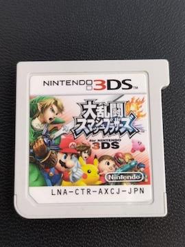 3DS 大乱闘スマッシュブラザーズ