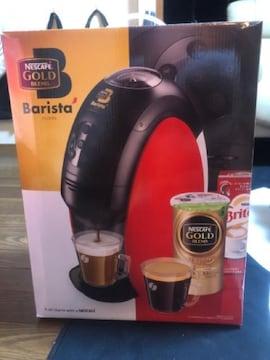 バリスタ コーヒーメーカー