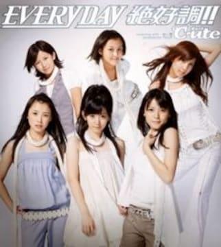 ●CD/EVERYDAY絶好調!!【℃-ute】