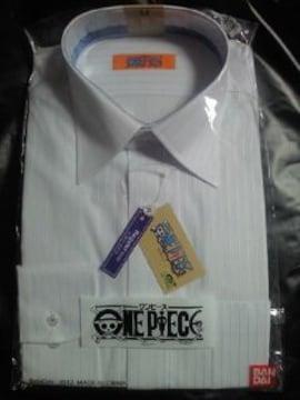 ONE PIECE ワンピース Yシャツ ワイシャツ ドレスシャツ ホワイト Mサイズ