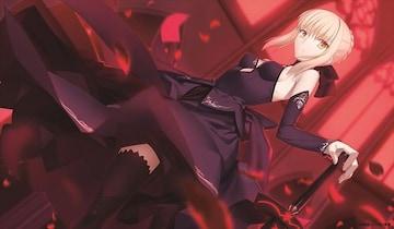 逸遊団 Fate プレイマット 黒セイバーオルタ 新品未開封