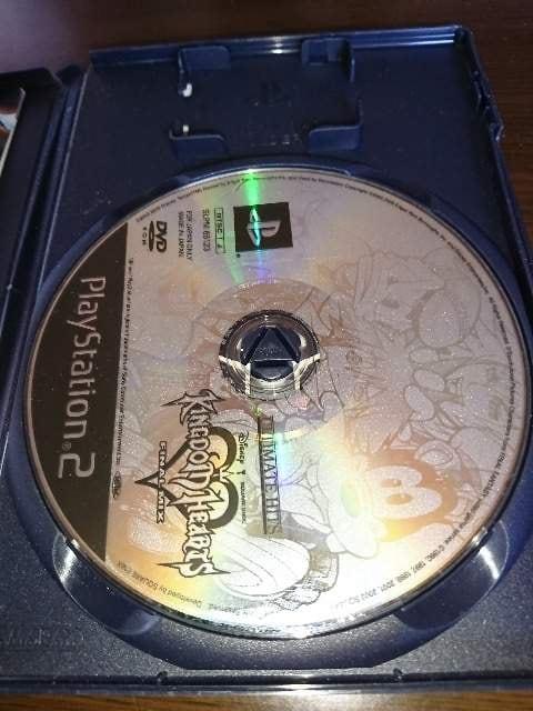 PS2!箱説あり!キングダムハーツ ファイナルミックス! < ゲーム本体/ソフトの