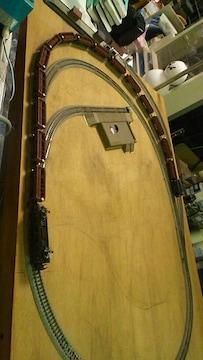 Nゲージ 青梅線 石灰石輸送貨物列車 ED16フルセット