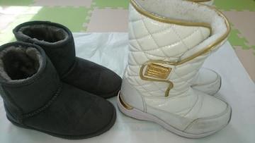20�p★女の子靴まとめ売り★ムーンスター 他