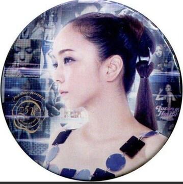 安室奈美恵 Final Space ガチャガチャ 缶マグネット 1番