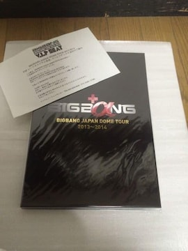 BIGBANG JAPAN DOME TOUR 2013-2014 ゴールドディスク 新品 CD