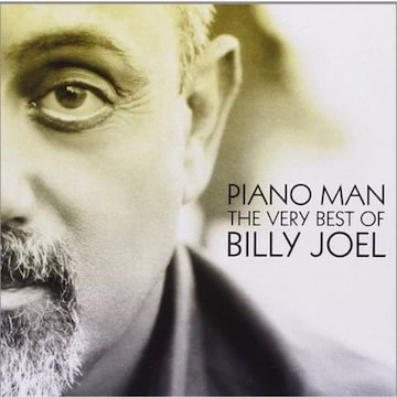 Piano Man : Very Best Of ビリージョエル