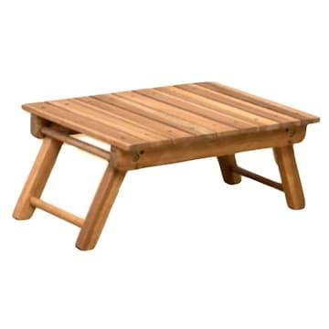 アカシア 折り畳みローテーブル45 UNL-04