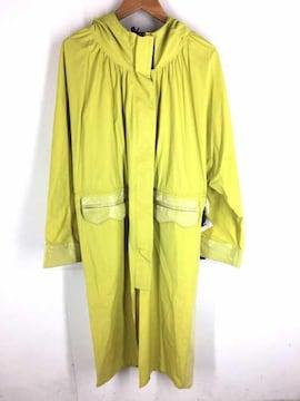 AULA(アウラ)PVC PARTS HOODIE COATコート